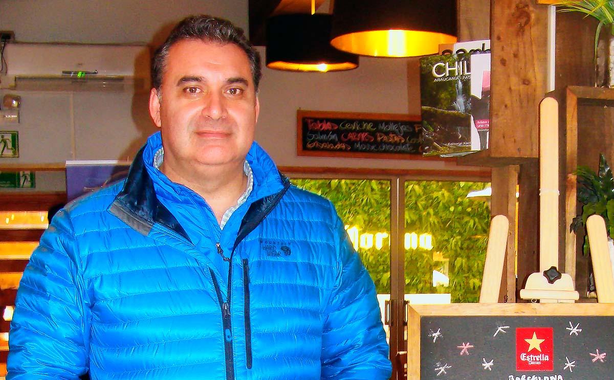 Me entrevistaron en Portal español Expreso