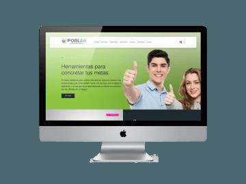 Web Forlab